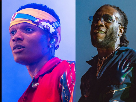 Sheneea, Koffee, Wizkid and Burna Boy are Lost in the Riddim