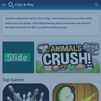 """""""Click & Play"""" 
