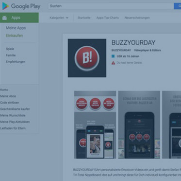 """Buzzyourday"" Startup/Entrepreneurship | App Development"