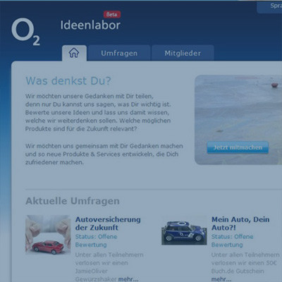 """Idealab"" Market Research Digitization | Open Innovation"