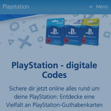 """PlayStation - Digital Shop"" Product Management | Business Development"