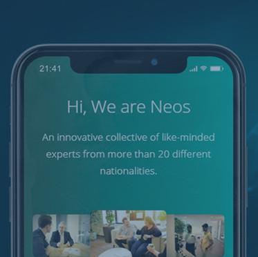 """Neos IT"" Projekt Management | Web Design & Development | Online Marketing"