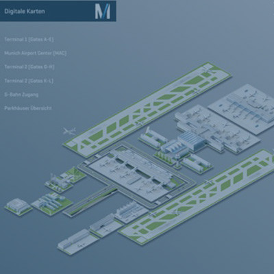 """Airport Navigation"" Product Management | App Development"