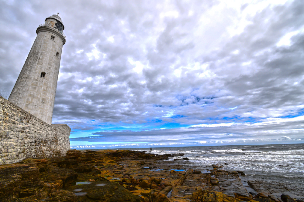 Whitley Bay Light House