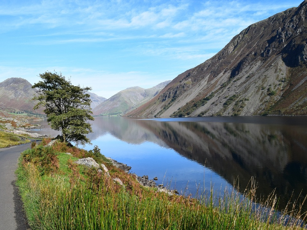 Wastwater Reflection