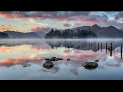 Misty Derwent Isle