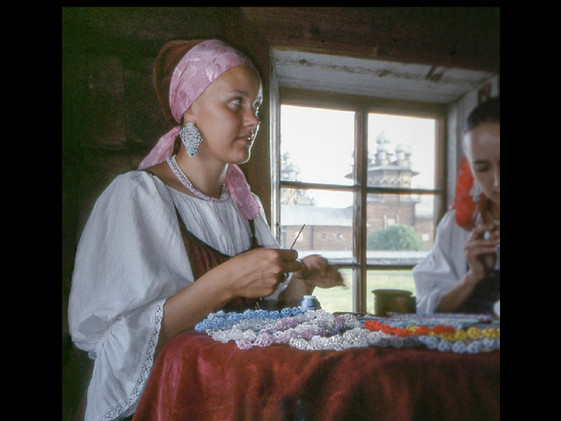 THE LACE MAKERS