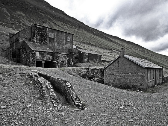 Harsh Workplace - Force Cragg Mine