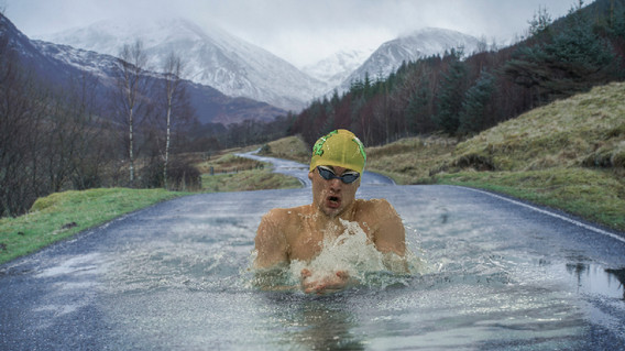 Triathlon Winter Training