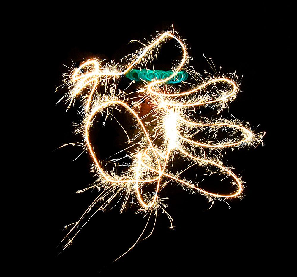 Hand Full of Sparks