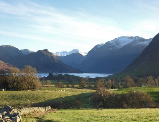 First Snow Crummock