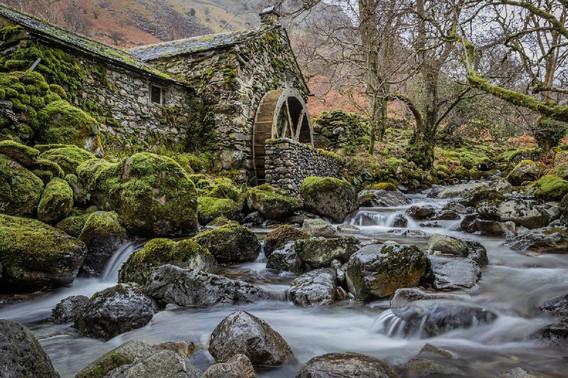 Old Mill - Borrowdale