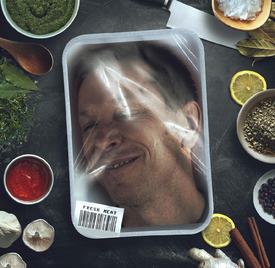 Jeffrey Dahmer's Kitchen Table