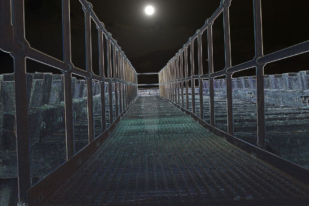 Walkway to Darkness