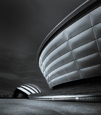 SSE and Armadillo, Glasgow