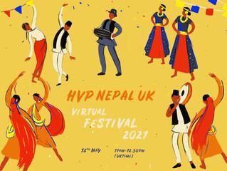 HVP Nepal-UK Virtual Festival 2021