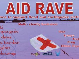 Aid Rave, 23 March, Nottingham