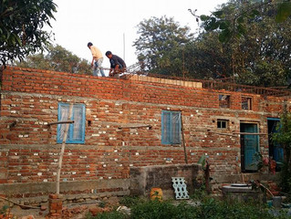 New hostel takes shape at Children's Peace Home