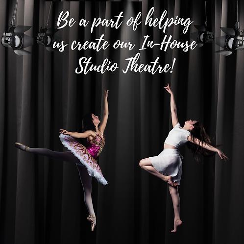 In-House Studio Theatre Donation!
