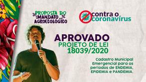 APROVADO Projeto de Lei 18039/2020
