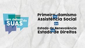 Primeiro-damismo Vs Assistência Social ou Estado de Benevolência Vs. Estado de Direitos.