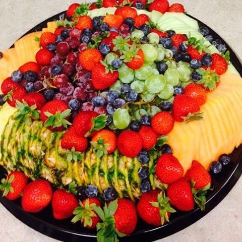 #CATERING #FRUIT #fresh #local #natural #organic #fruitTray #office #theSaltSugarCo #shiftdigital