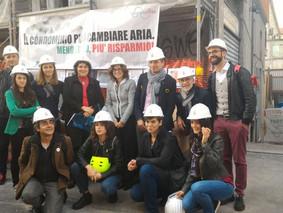 SHARING CITIES: A MILANO I CANTIERI DELLA CITTA' FUTURA SONO GIA' PARTITI          PRESENTATO IL PRI