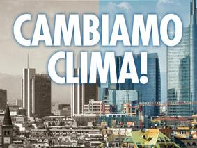 CAMBIAMO CLIMA! CON SHARING CITIES