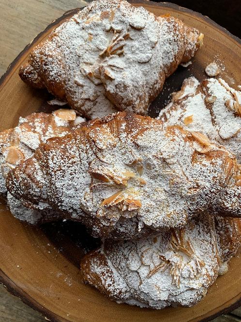 PASTRY PRE-ORDER: Almond  Croissant Box