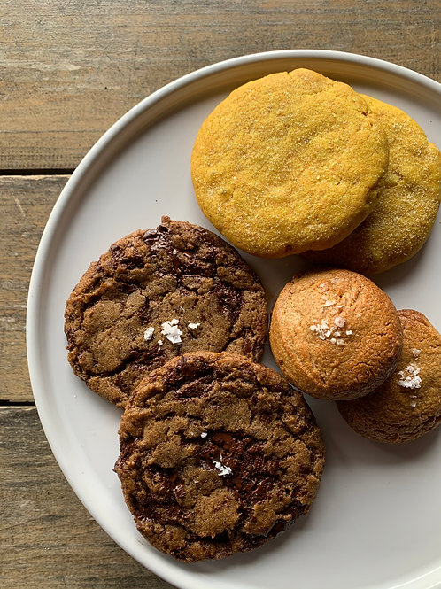 PASTRY PRE-ORDER: Assorted Cookie Box