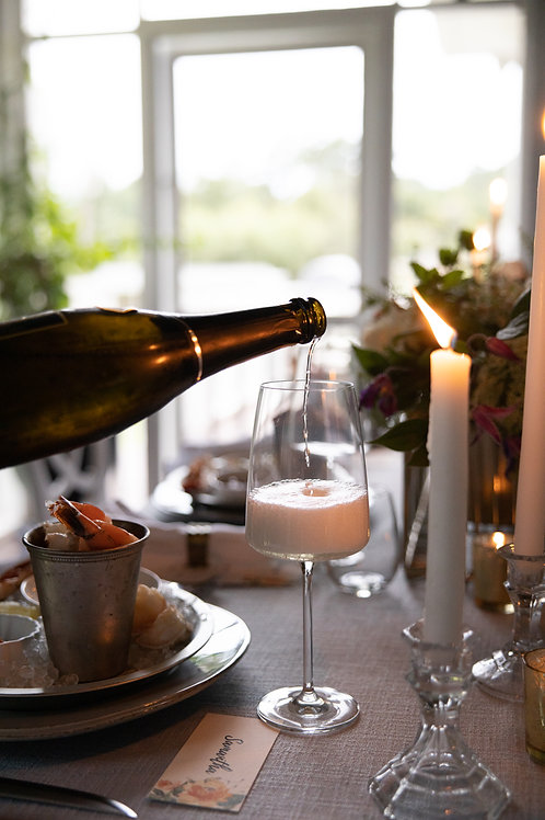 FINER DINING: CITY GRIT Dinner Party for Six