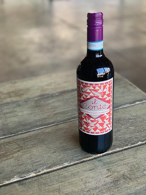 WINE: Il Conte Montepulciano