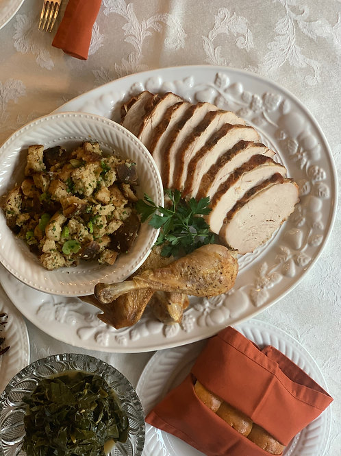 FAMILY MEAL PRE-ORDER: Thanksgiving Family Meal