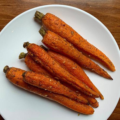 Za'atar Roasted Carrots (quart)