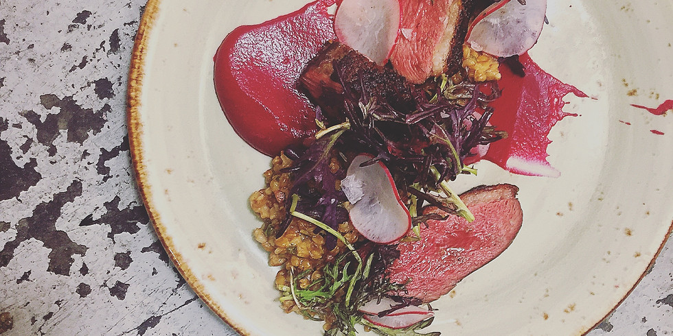 Finer Dining Supper Club: January