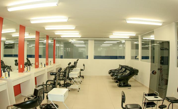 Laboratório de Estética (Visagismo)