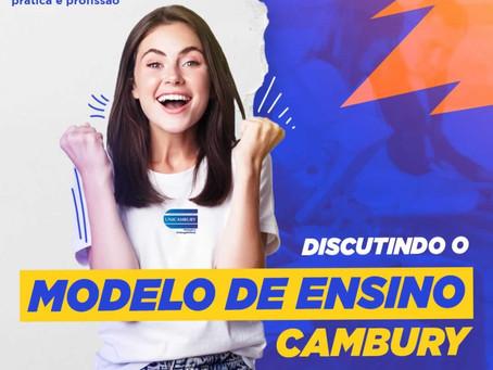 Cambury realiza imersão em seu Modelo de Ensino Exclusivo
