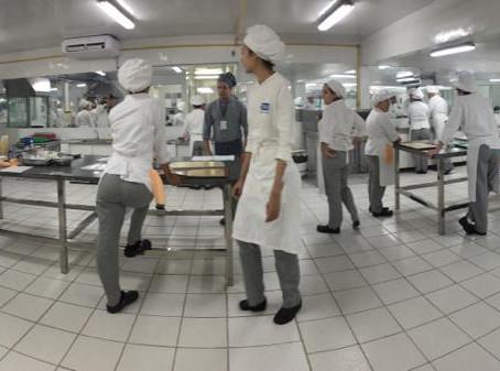 Gastronomia e suas profissões