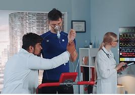 formação em fisioterapia a cardiorespira