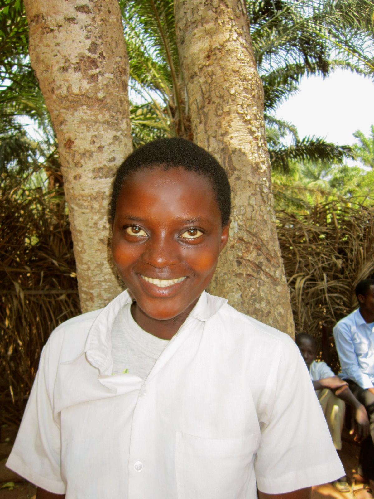 Marietha Sebastian - Tanzania