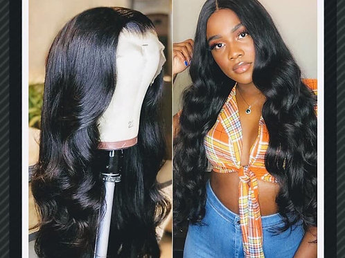 Full Human Lace Wig