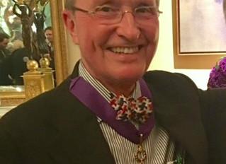 ABC Founder Thomas Lovejoy awarded France's highest academic honor