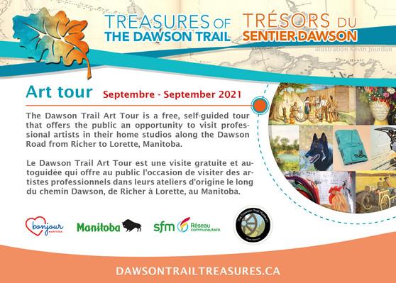 New: Dawson Trail Art Tour!
