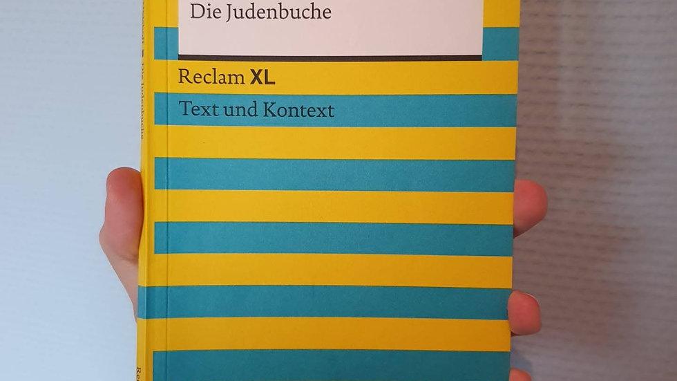 Die Judenbuche (A. von Droste- Hülshoff)