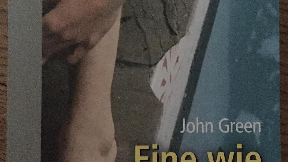 Eine wie Alaska (John Green)