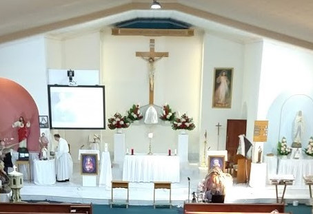 Online Masses for Monday 30th August to Sunday 5th September 2021