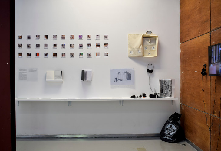 Exhibition 2 - Caution [...]