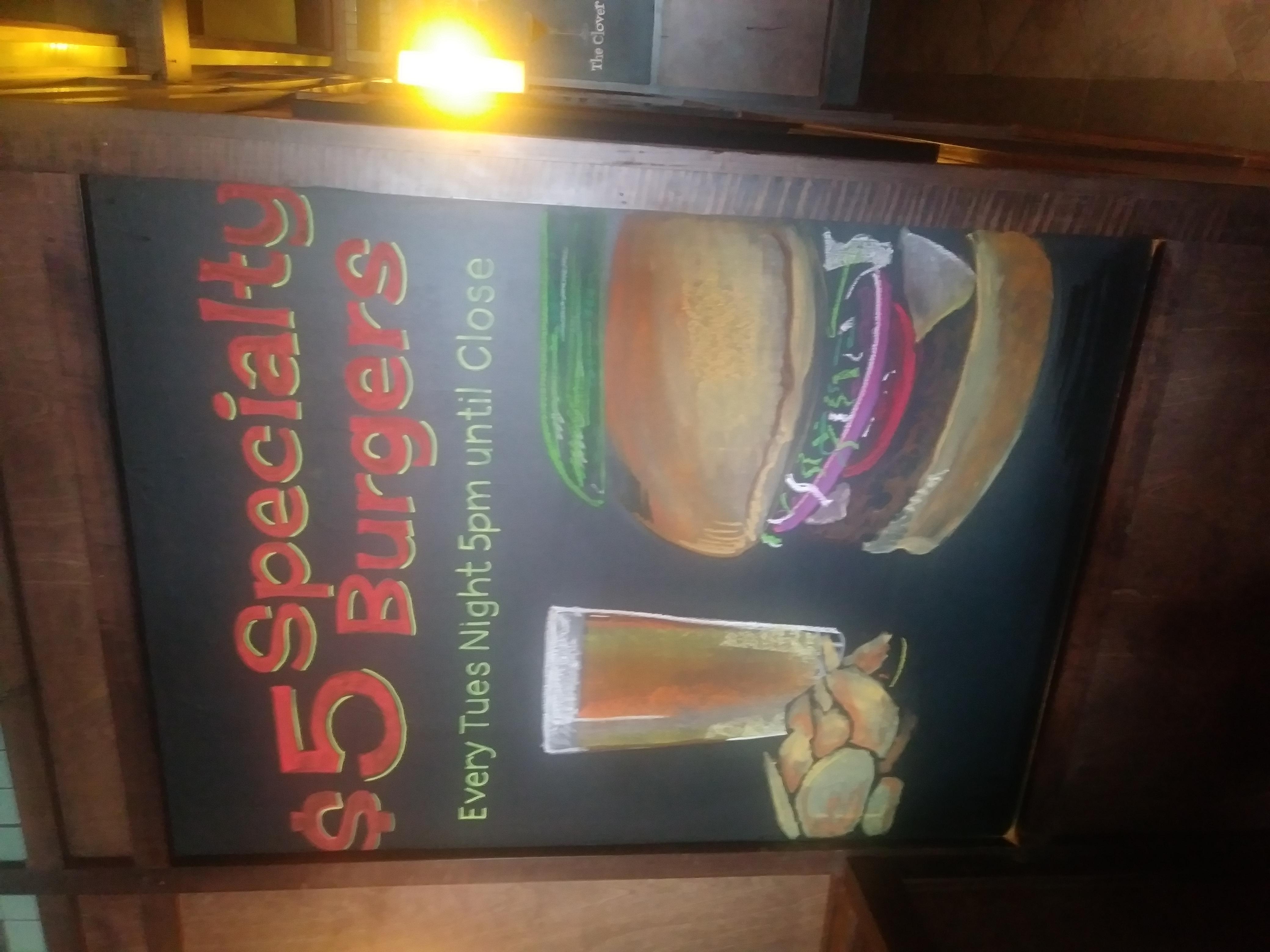 Bar Louie Burgers