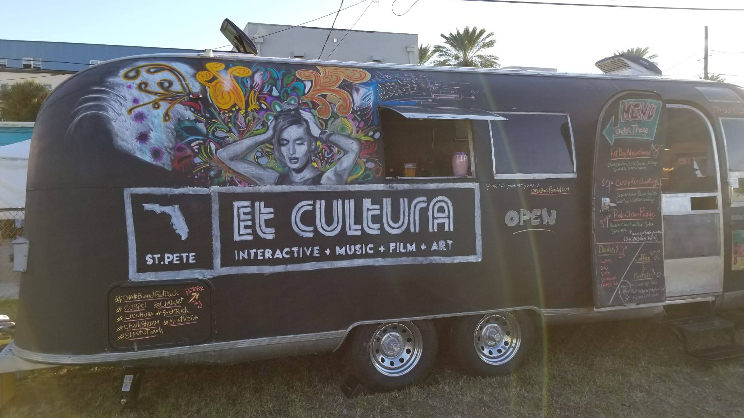 Et Cultura Event with Asbel Reyes