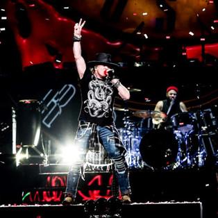 Guns N' Roses y su controversial regreso a México